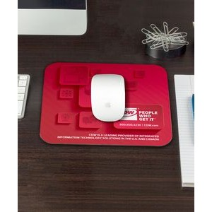 Rectangle Recycled Mouse Mat®