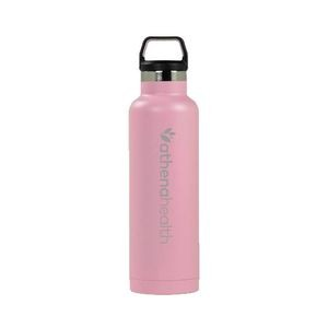RTIC 20oz Ringed Flamingo Stainless Steel Water Bottle